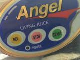 Angel-идеальная соковыжималка, бу