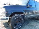 Chevrolet Tahoe, 1999 гв, с пробегом