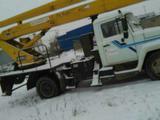 Авто-вышка агп 22, Газ 3309 Д-245